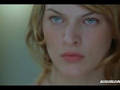 Milla Jovovich in Resident Cold-blooded