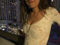 You will find out in Vegas that Victoria has more than just great tits