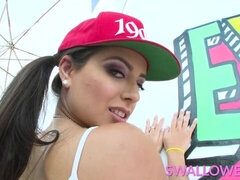 Oral Magic With Jynx Maze