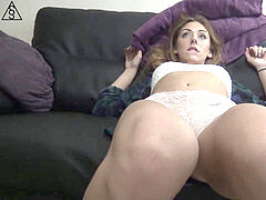 panties Camel Toe and Wet t-shirt taunt - SexxxArchitect