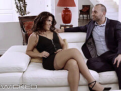 WickedPictures - Latina honey Finally smashes Her instructor