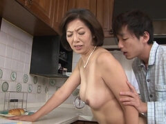My Son's Morning Glory - Japanese Porn
