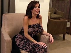 Tonight's Lady friend: Veronica Avluv