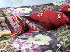 Taboo roleplays of Indian couple- mummy massage vignette 3