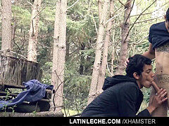 LatinLeche - mind-blowing Latino Gets His ass pounded