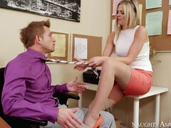 Scarlet Red,Bill Bailey Naughty Office