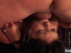 ekstremni hardcore lezbijski videi