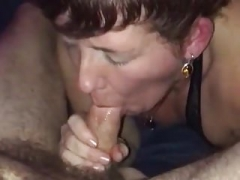 nasty old blowjob