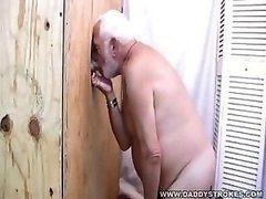 Fleshy Daddy Gives head Out A Load