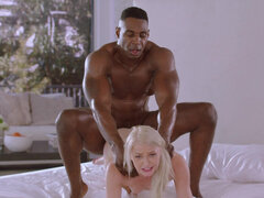 Aspiring actress Lulu lured into fucking by producer