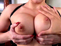 Busty aunt-in-law let nephew pound her poon
