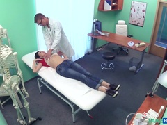 Fake Hospital (FakeHub): Patient Needs Cock to be Prescribed
