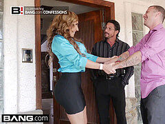 pummel Confessions - Richelle Ryan hotwife family lovemaking