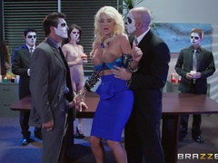 Big Tits at Work (Brazzers): Occult Office