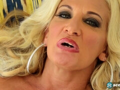 Butt To Mouth With Ugly Blonde Mature Brooklynn Rayne - HQ anal