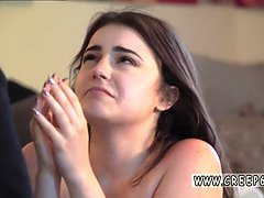 Teen hard squirt
