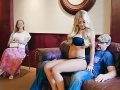 Brazzers - Brazzers Exxtra -  Dont Touch Her 3 section starrin