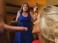"Heart-Stopping MILF Sex At The ""My Mom's Best Friend"" Porn Clip"