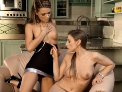 Morgan and additionally Frida having lez sex presented by Sapphi