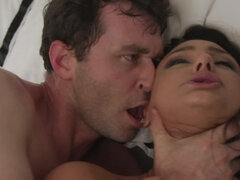 James Deen is going super hard on his wonderful partner