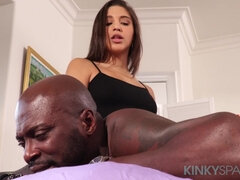 Arousing Abella Danger Interracial Porn Video