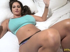 Ava Addams: Horny MILF Hotel Hookup - large fake boobs