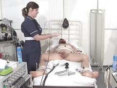Medical Female domination Featuring Baroness Essex