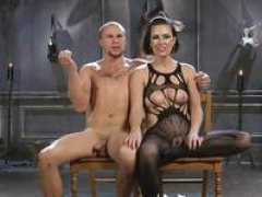 Excited Dom Loves Bdsm