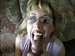 Hot Wife Swallows Compilation