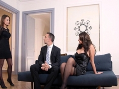Anna Polina, Nikita Bellucci In The Delight Provider Episod