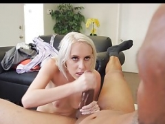 Taint Licking Blonde