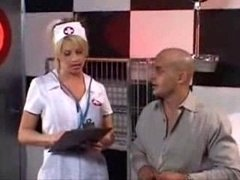 Hot Nurse With Melons