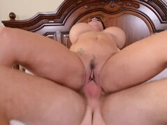 Big ass woman is fucking her lover