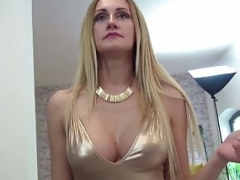 German Scout - Medical Student Linda Fucked without Jimmy hat