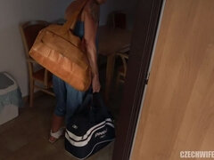Czech Wife Swap (Czech AV): Czech Wife Swap 10 part 1