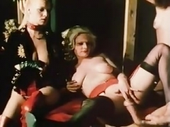 Classic bizzare  porno (dubbed in German)