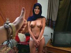 Arab Cutie Sophia Leone Shows Off Her Goodies