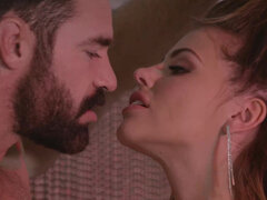 Adriana Chechik pole dancing & fucking in the Swan of Sorrow part 1