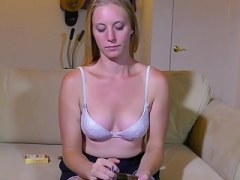 Summer's Playful Smoking Pov