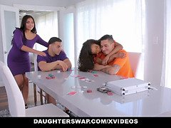 Horny Latina Teens (Demi Sutra) (Julz Gotti) Having an Orgy