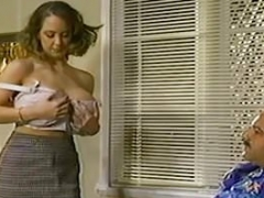 Classic xxx star Letha Weapons in an explicit hardcore vid