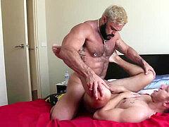 muskel sex tube