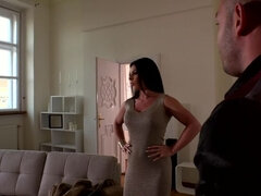 Penetrated & Satisfied: Business Woman Fucked in Hotel Room