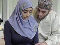 Muslim and Middle-Eastern hotties get banged raw