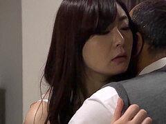 Japanische Massage Ehefrau Ehemann