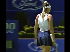 Mary Pierce Wank Challenge