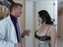 Missy Martinez has a horny housewife syndrome