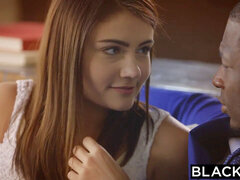 BLACKED first bi-racial For hottie Adria Rae