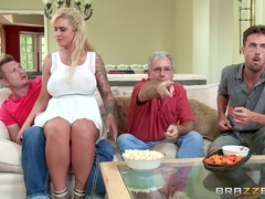 Milfs Like it Big (Brazzers): Take A Seat On My Dick