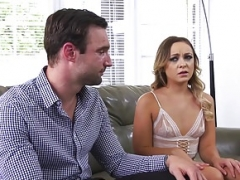 Cleo Vixen Finds Out Her Husband Is a Shemale Chaser